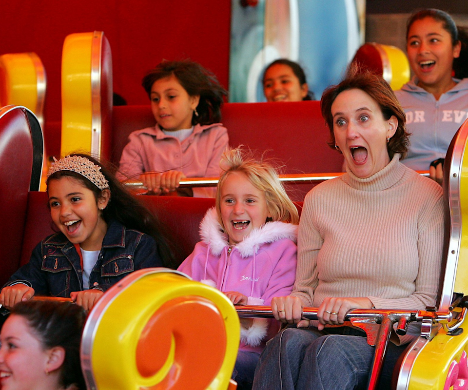 Luna Park's Halloscream is full of new terrifying rides for all ages! Source: Tripadvisor