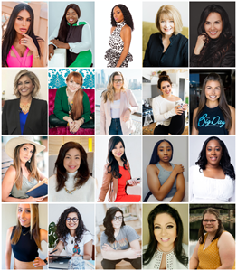 Top 20 Female Entrepreneurs and Their Success Stories