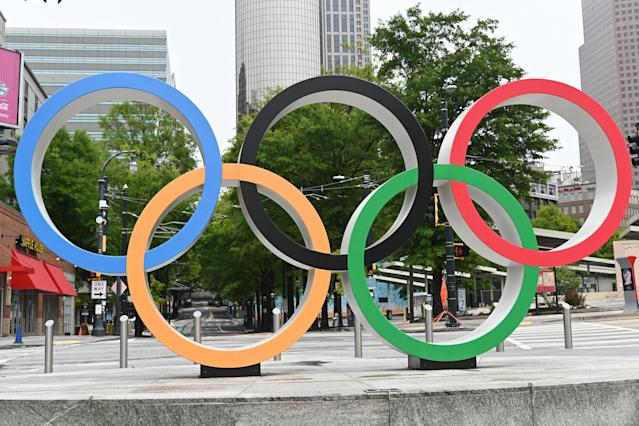 Queensland's bid to host the 2032 Summer Olympics has officially been suspended. (Paras Griffin/Getty Images)