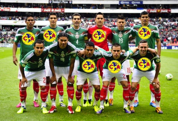 info for a71d4 637f6 Club America beat New Zealand in first leg of World Cup ...