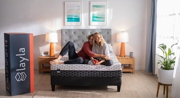 "<h3>Layla Sleep </h3><br><strong>Deal: $200 off hybrid mattresses and $150 off memory foam mattresses plus two free memory foam pillows</strong><br><strong>Code: None</strong><br><br>This bedding brand uses CertiPUR certified foam along with food-based adhesives and other non-toxic materials to craft everything from its premium <a href=""https://laylasleep.com/mattresses/"" rel=""nofollow noopener"" target=""_blank"" data-ylk=""slk:flippable foam mattresses"" class=""link rapid-noclick-resp"">flippable foam mattresses</a> to its <a href=""https://laylasleep.com/product/layla-bamboo-sheets/"" rel=""nofollow noopener"" target=""_blank"" data-ylk=""slk:100% viscose from bamboo sheet sets"" class=""link rapid-noclick-resp"">100% viscose from bamboo sheet sets</a>. <br><br><em>Shop <strong><a href=""https://laylasleep.com/"" rel=""nofollow noopener"" target=""_blank"" data-ylk=""slk:Layla Sleep"" class=""link rapid-noclick-resp"">Layla Sleep</a></strong></em><br><br><br><strong>Layla Sleep</strong> Memory Foam Mattress, $, available at <a href=""https://go.skimresources.com/?id=30283X879131&url=https%3A%2F%2Flaylasleep.com%2Fproduct%2Flayla-mattress%2F"" rel=""nofollow noopener"" target=""_blank"" data-ylk=""slk:Layla Sleep"" class=""link rapid-noclick-resp"">Layla Sleep</a>"