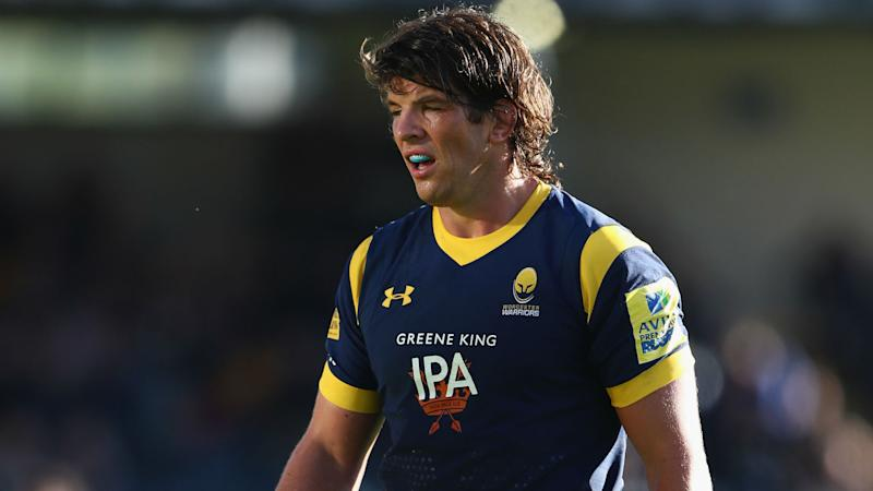 Former Lions lock O'Callaghan signs new Worcester deal
