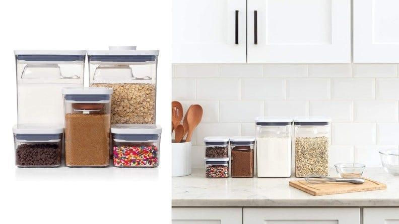 Your pantry will look like it was organized by The Home Edit.