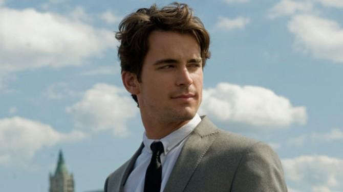 """<div class=""""caption-credit""""> Photo by: USA</div>USA CRIME DRAMAS: """"White Collar"""" is like watching a cop show at a spa. Why does it feel so good to put your eyes on it? Matthew Bomer, for starters."""