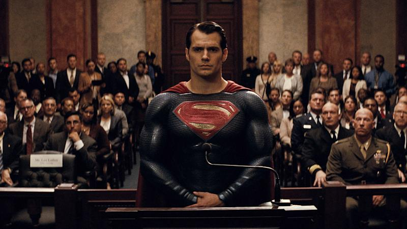 'Man of Steel' sequel is in the works, according to Henry Cavill's manager