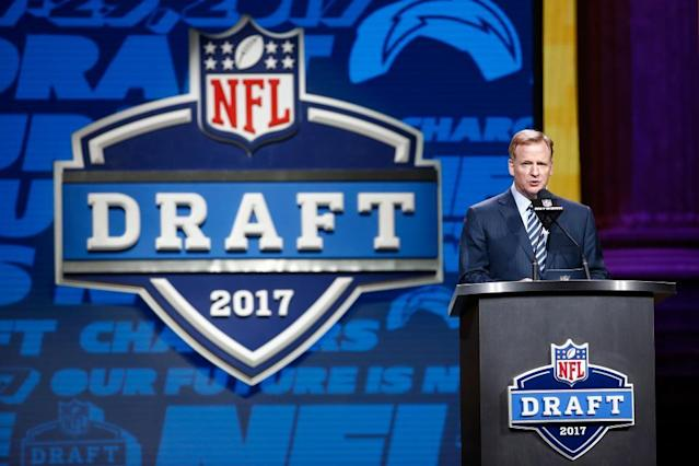 NFL Draft 2018: Dates, Pick Order, TV and Live Stream Info