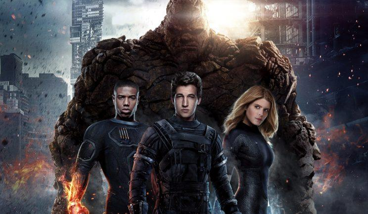 The Fantastic Four strike again - Credit: 20th Century Fox