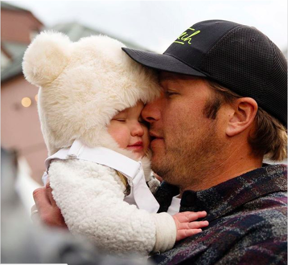 U.S. Olympic skier Bode Miller and volleyball player Morgan Beck expressed