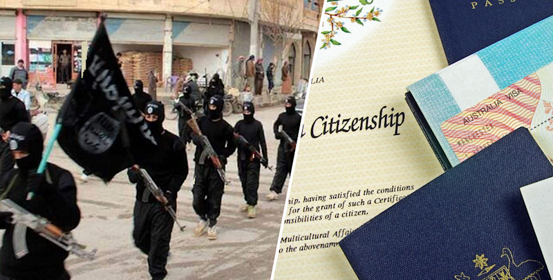 Five Islamic State terrorists stripped of Australian citizenship