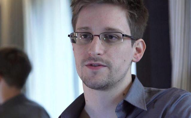 In this June 9, 2013 file photo provided by The Guardian Newspaper in London shows Edward Snowden, who worked as a contract employee at the National Security Agency, in Hong Kong. (AP Photo/The Guardian, Glenn Greenwald and Laura Poitras, File)