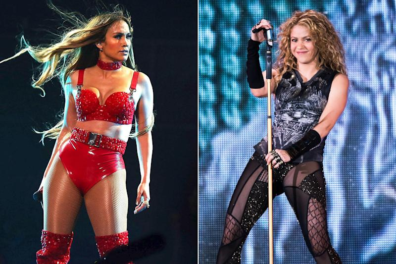 Jennifer Lopez, Shakira will be the 2020 Super Bowl halftime performers