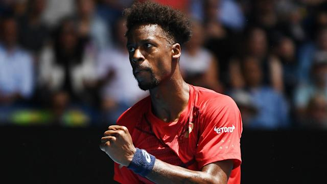 Gael Monfils won a third Open Sud de France crown as Jiri Vesely claimed a second ATP Tour title in Pune.