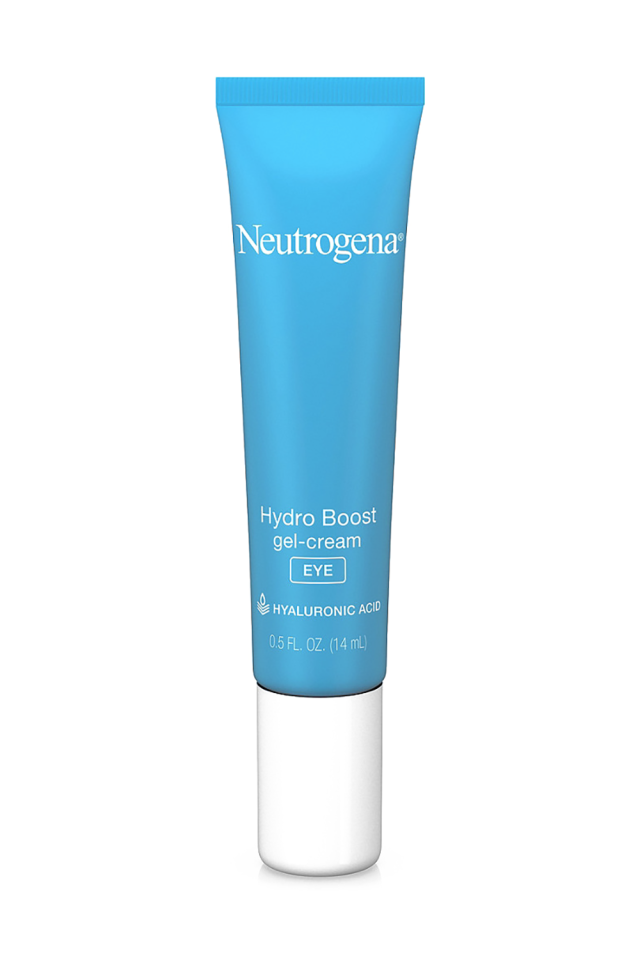 """<p><strong>Neutrogena</strong></p><p>ulta.com</p><p><strong>$23.99</strong></p><p><a href=""""https://go.redirectingat.com?id=74968X1596630&url=https%3A%2F%2Fwww.ulta.com%2Fhydro-boost-eye-gel-cream%3FproductId%3DxlsImpprod12041839&sref=http%3A%2F%2Fwww.marieclaire.com%2Fbeauty%2Fg13811497%2Fbest-under-eye-cream%2F"""" target=""""_blank"""">SHOP IT</a></p><p>For under-eyes that are slowly shriveling beneath the cold, dry climate, try a hyaluronic-packed formula, like this fast-drying gel cream (seriously—it absorbs into skin almost immediately), which uses fatty acids to moisturize and prevent water loss, plus a big ol' dose of hyaluronic acid that plumps fine lines by literally pulling water from the air and into your skin, like a sponge.</p>"""