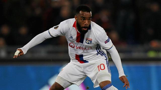 Lyon striker Alexandre Lacazette has announced his intention to leave the club at the end of the season.