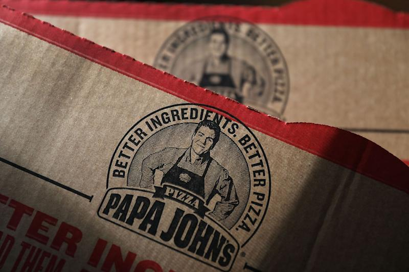 Papa John evicted from office at company's headquarters