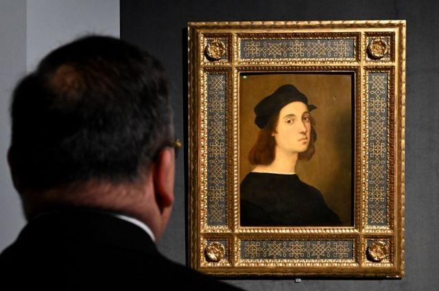 It wasn't the sex: bloodletting fatal for Raphael, study claims