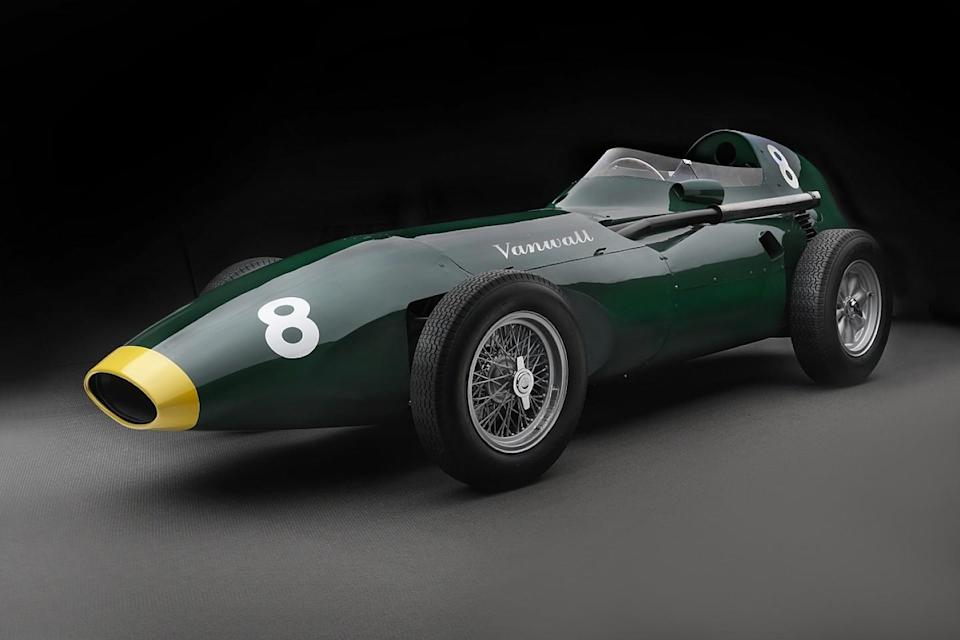 Vanwall to build six continuations of '58 title winner