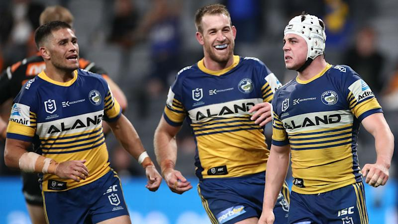 Eels surge late to seal top-four finish, Panthers continue winning streak