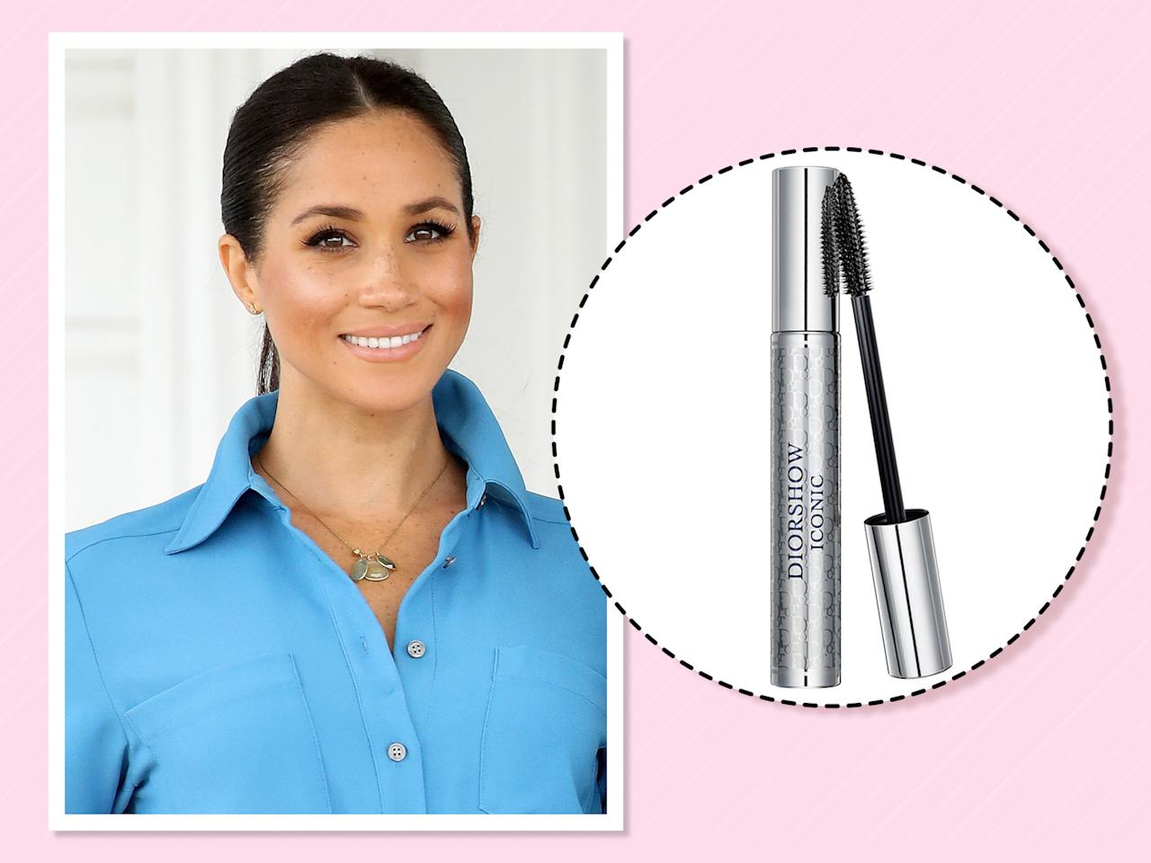 "<p><a rel=""nofollow"" href=""https://fave.co/2zPZHjq"">In 2014 she told <em>Allure</em></a>, ""My favorite mascara is Diorshow Iconic,"" which only leads us to believe this was Markle's beauty staple of choice for her 2018 wedding to Prince Harry and one she always keeps in her makeup bag. (Photo: Getty Images)<br /><strong><a rel=""nofollow"" href=""https://www.macys.com/shop/product/dior-diorshow-iconic-high-definition-lash-curler-mascara?ID=339195&CategoryID=30077&swatchColor=Black#fn=sp%3D1%26spc%3D16%26ruleId%3D78%26kws%3Ddior%20mascara%26searchPass%3DexactMultiMatch%26slotId%3D12"">Shop it</a>:</strong> $30, <a rel=""nofollow"" href=""https://www.macys.com/shop/product/dior-diorshow-iconic-high-definition-lash-curler-mascara?ID=339195&CategoryID=30077&swatchColor=Black#fn=sp%3D1%26spc%3D16%26ruleId%3D78%26kws%3Ddior%20mascara%26searchPass%3DexactMultiMatch%26slotId%3D12"">macys.com</a> </p>"