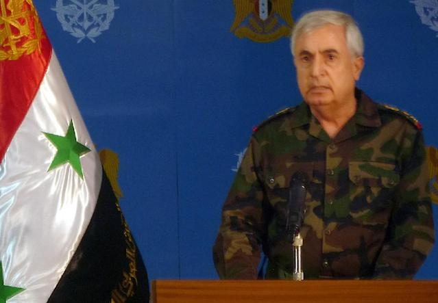 Syria's Assad replaces defence minister