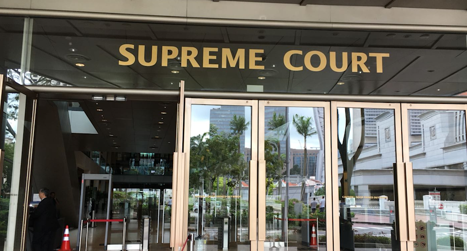 Chen Jianhua, 33, was jailed for five-and-a-half years after he pleaded guilty to one charge of attempted culpable homicide. (Yahoo News Singapore file photo.)