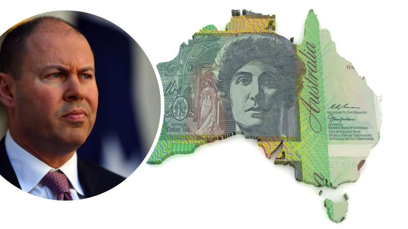 Josh Frydenberg has said the tax cuts may be brought forward. Images: Getty