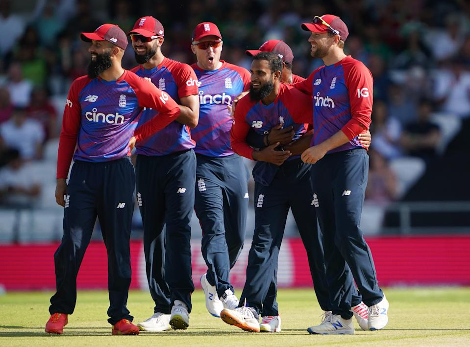 England produced a fine bowling display (PA Wire)