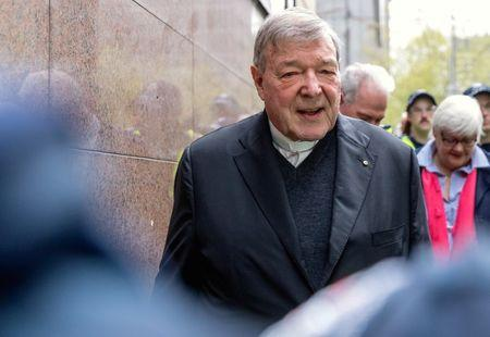 Cardinal George Pell to stand trial on historical sexual offence charge