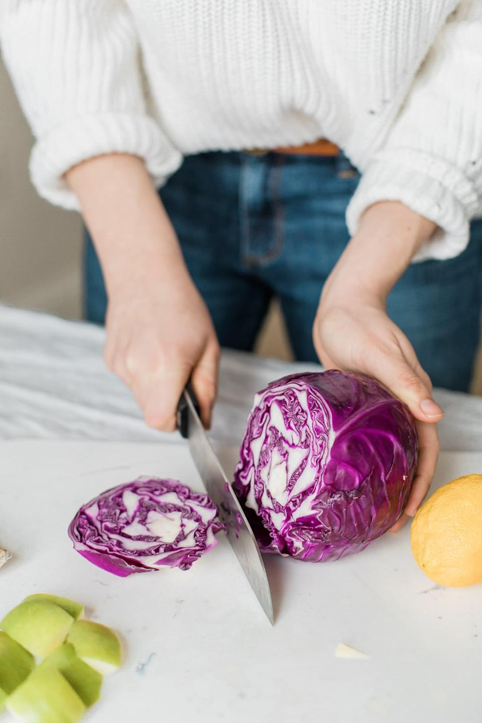 <p>Not only is this a great way to know exactly what you're putting in your body, but cooking for yourself can also be a huge stress reliever - and save you money.</p>