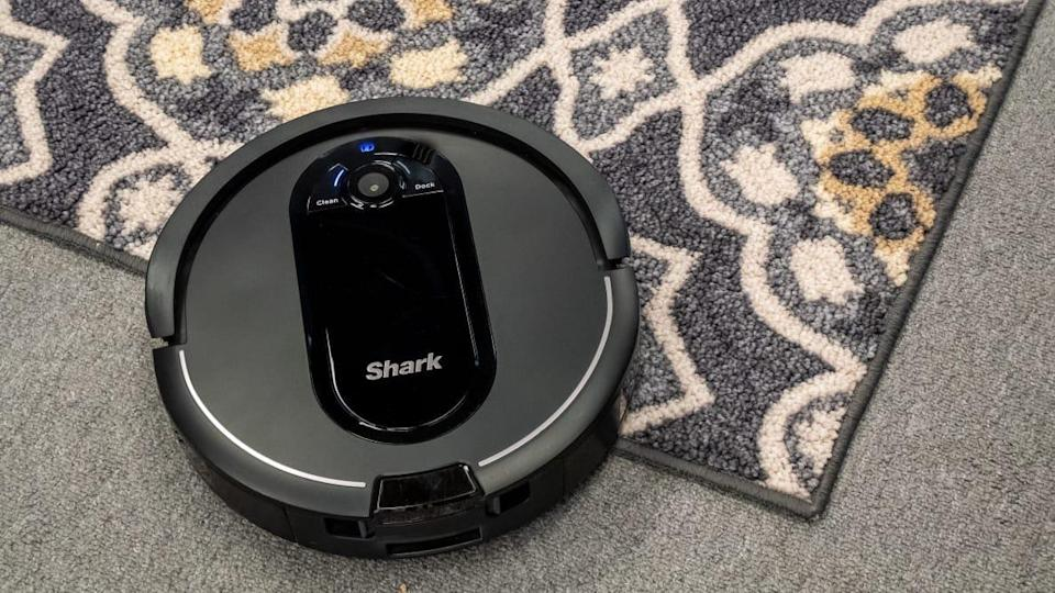 The Shark IQ Robot Vacuum XL can self-empty and it's on super-sale for Prime Day 2021.