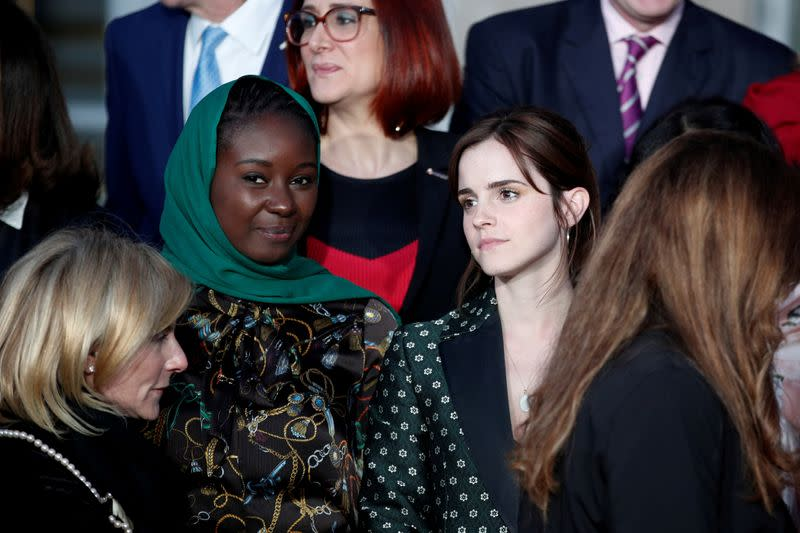 Actress Emma Watson joins board of French Gucci owner Kering