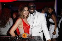 """<p>It seemed like a match made in music heaven when Cheryl and Will.i.am became close friends and he managed the former Girls Aloud star. Things were plain sailing until there were rumours of a fall out in 2013 after she decided to go solo. Speaking about her pregnancy, will.i.am joked: """"She is expecting a baby but it could be a beer belly, right? [GETTY] </p>"""