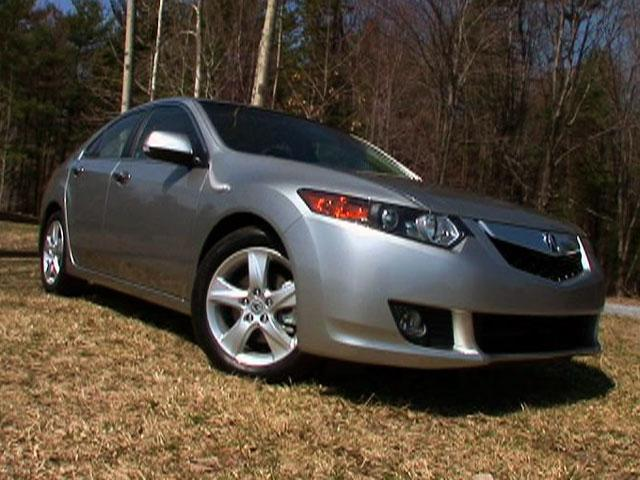 The TSX is a sporty entry level luxury sedan. For 2010 it is available with Acura's athletic V6 powerplant.