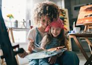 """<p>If the mom in your life is a budding artist, she'll surely enjoy a <a href=""""https://www.creativebloq.com/features/online-art-classes"""" rel=""""nofollow noopener"""" target=""""_blank"""" data-ylk=""""slk:virtual painting class"""" class=""""link rapid-noclick-resp"""">virtual painting class</a> on Mother's Day. Like virtual cooking classes, there are a slew of virtual painting classes that will allow mom to tap into her inner Monet safely. You can find online painting classes at <a href=""""https://go.redirectingat.com?id=74968X1596630&url=https%3A%2F%2Fwww.craftsy.com%2F&sref=https%3A%2F%2Fwww.womansday.com%2Flife%2Fg35938299%2Fquarantine-mothers-day-ideas%2F"""" rel=""""nofollow noopener"""" target=""""_blank"""" data-ylk=""""slk:Craftsy"""" class=""""link rapid-noclick-resp"""">Craftsy</a>, <a href=""""https://go.redirectingat.com?id=74968X1596630&url=https%3A%2F%2Fwww.skillshare.com%2Fbrowse%2Fpainting&sref=https%3A%2F%2Fwww.womansday.com%2Flife%2Fg35938299%2Fquarantine-mothers-day-ideas%2F"""" rel=""""nofollow noopener"""" target=""""_blank"""" data-ylk=""""slk:Skillshare"""" class=""""link rapid-noclick-resp"""">Skillshare</a>, and <a href=""""https://www.paintandsiplive.com/"""" rel=""""nofollow noopener"""" target=""""_blank"""" data-ylk=""""slk:Paint & Sip Live"""" class=""""link rapid-noclick-resp"""">Paint & Sip Live</a>, or simply stock up on supplies and tune into one of <a href=""""https://mymodernmet.com/online-painting-tutorials/"""" rel=""""nofollow noopener"""" target=""""_blank"""" data-ylk=""""slk:YouTube's many painting tutorials"""" class=""""link rapid-noclick-resp"""">YouTube's many painting tutorials</a>.</p>"""