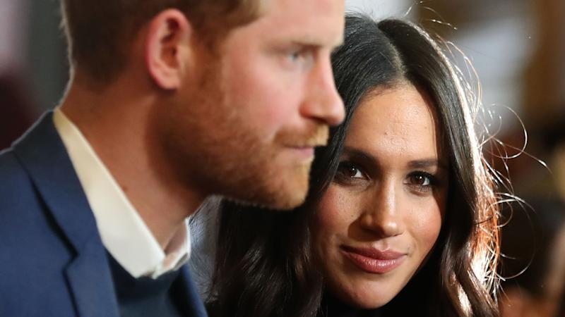 Almost half of public support Harry and Meghan's decision to step back