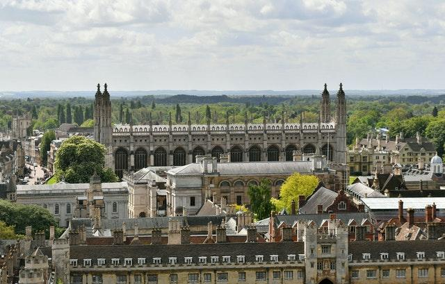 Cambridge University offering scriptwriting degree
