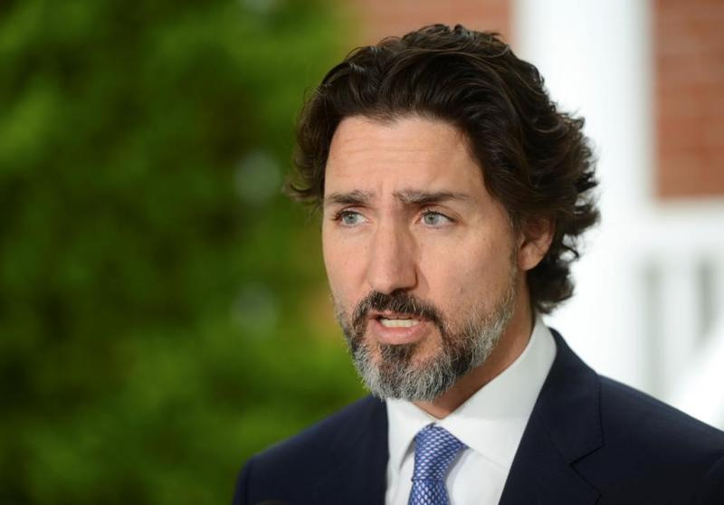 Trudeau promises to speed $2.2 billion in funding for strapped cities