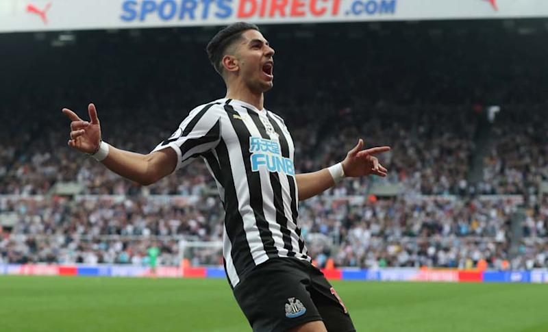 Ayoze Perez enjoyed a stellar campaign for Newcastle in the 2018-19 season and is proven in the Premier League. Reuters