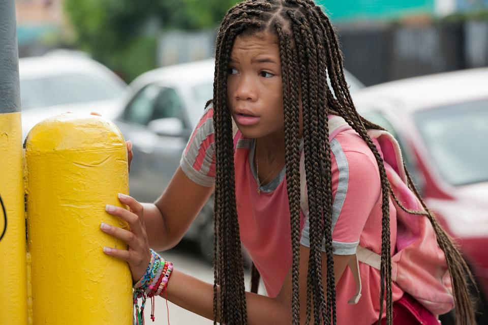 """Storm Reid stars as Ashely Radcliff in """"Don't Let Go."""" (Photo: LACEY TERRELL/UNIVERSAL PICTURES)"""