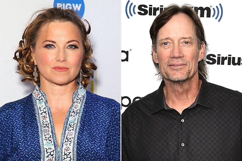 Lucy Lawless Condemns Former Xena Costar Kevin Sorbo for Spreading Far-Right Conspiracy Theory