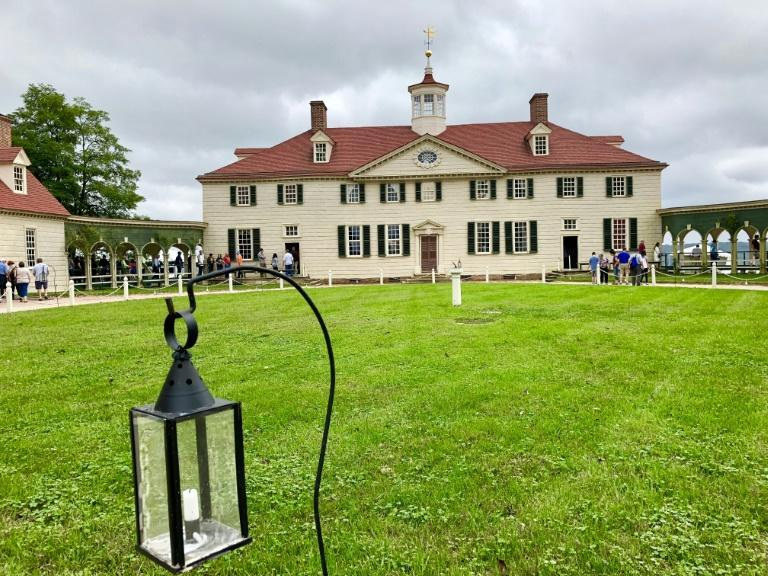 George Washington's original mansion is a tourist attraction, but a piece of his Mount Vernon estate is now for sale