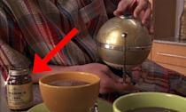 <p>Long before it's revealed Jim Carrey's Truman Burbank is living inside a TV show studio, we get a huge clue when a bottle of vitamin D appears on his table. Most people get their vitamin D from natural sunlight, something Truman has never enjoyed. </p>