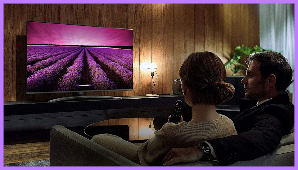 Save 44 percent—LG Nano 8 Series 55-inch 4K Ultra HD NanoCell TV. (photo: LG)