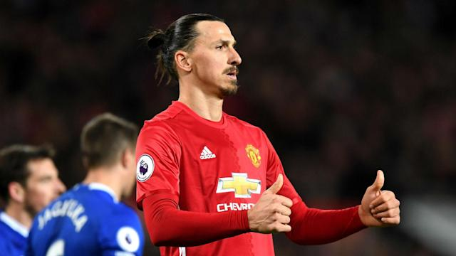 Zlatan Ibrahimovic snatched a point for Manchester United against Everton thanks to an influential cameo from outcast Luke Shaw.