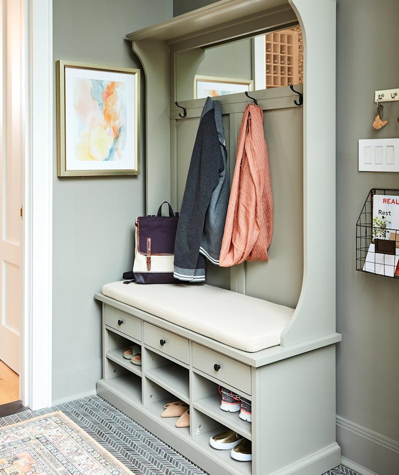 3 Design Rules All Small Entryways Should Follow