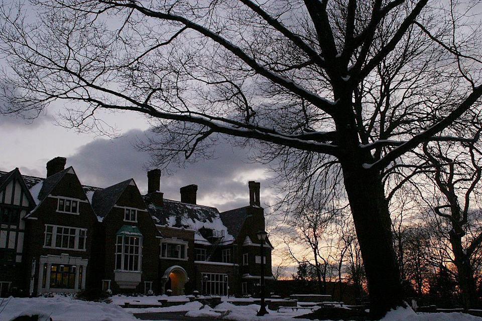 """<p>Bronxville, New York</p><p>Tuition: <a href=""""https://www.sarahlawrence.edu/financial-aid/undergraduate/tuition.html"""" rel=""""nofollow noopener"""" target=""""_blank"""" data-ylk=""""slk:$52,600"""" class=""""link rapid-noclick-resp"""">$52,600</a></p>"""