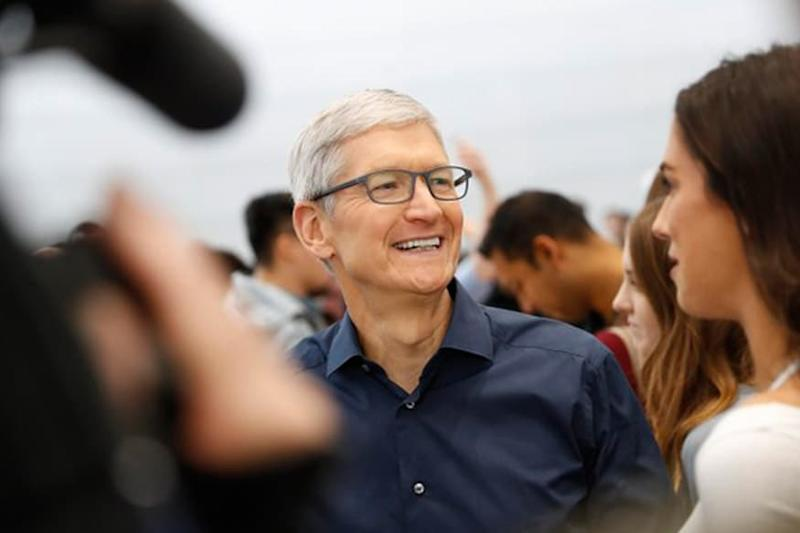 Apple Files Suit Against Indian-Origin Man Who Stalked Tim Cook, Threatened Other Execs