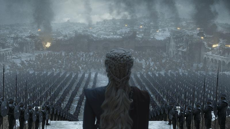 Daenerys Targaryen Is Shook Over Beyoncé's Reaction To 'Game Of Thrones'