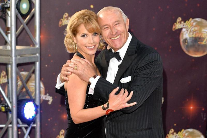 Speaking out: Len Goodman with former fellow judge Darcey Bussell (Getty Images)
