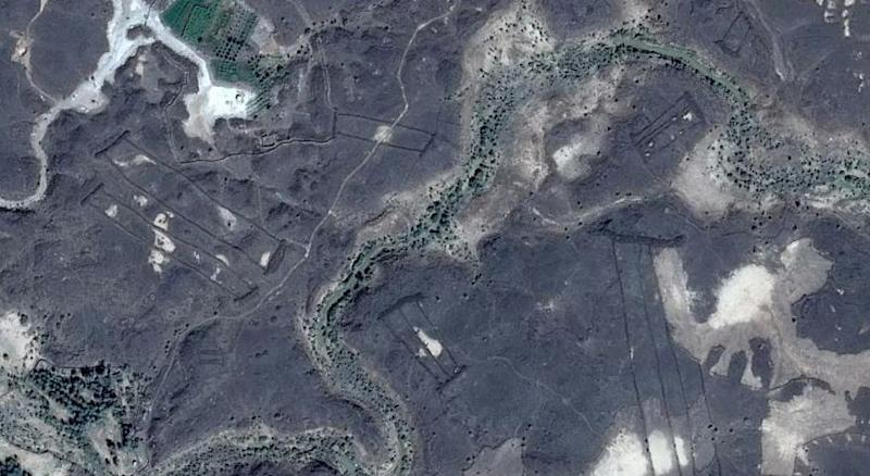 Mysterious ancient stone 'gates' discovered on Google Earth